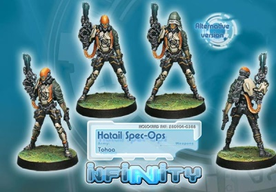 Hatail Spec Ops Tohaa (TOH)