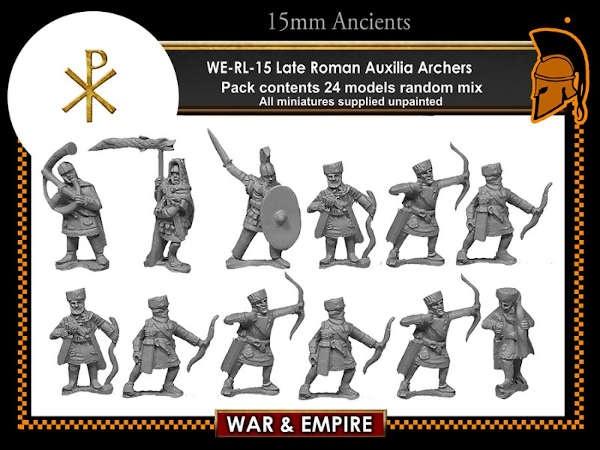 Late Roman Auxilia - Archers