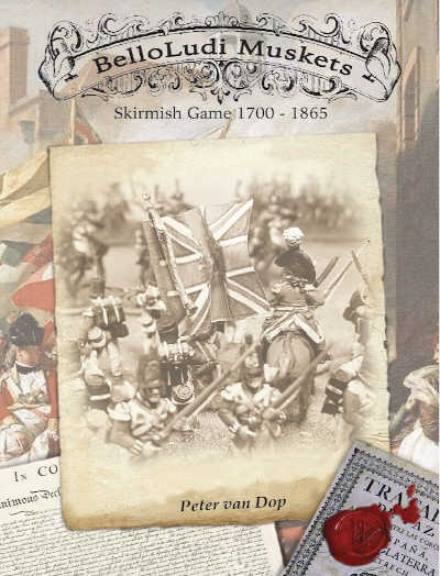 BelloLudi Muskets Skirmish Game 1700-1865 Bundle