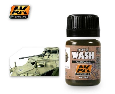 Wash For Afrika Korps