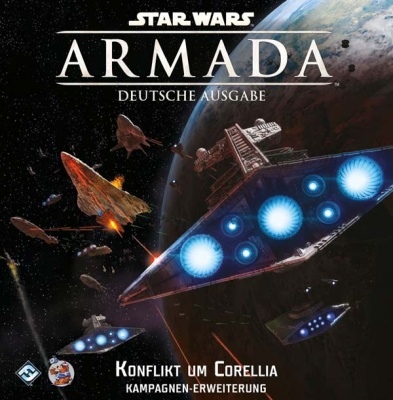 Star Wars Armada: Konflikt um Corellia Kampagnen