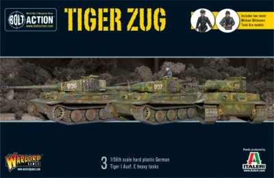 King Tiger Zug