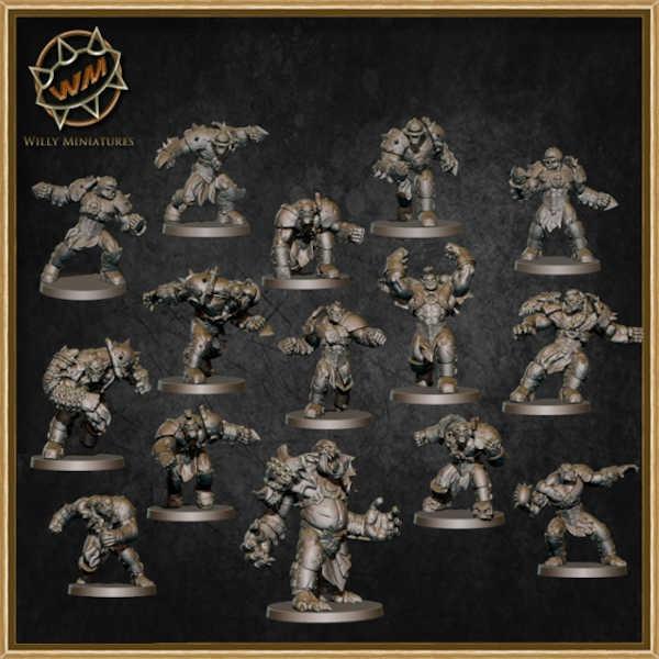 Orc Team (15)