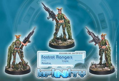 Foxtrot Rangers (Sniper) (AR)