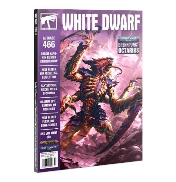 White Dwarf 466 Juli 2021