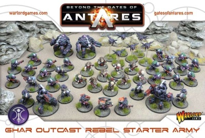 Ghar Outcast Rebel Army