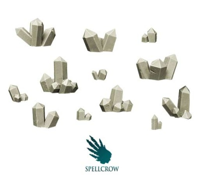 Necrolith Crystals