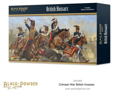 Crimean War British Hussars (8)