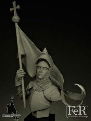 Jeanne d'Arc, Orleans, 1429 (1:12)