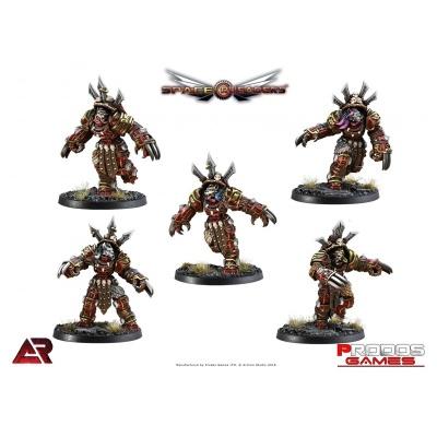 Anubis Warriors (5)