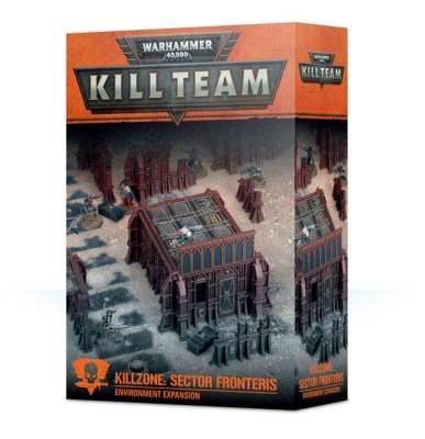 Kill Team: Sector Fronteris (ENGLISCH)