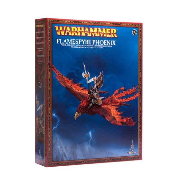 Flamespyre Phoenix/ Frostheart Phoenix (MO)