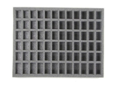 "72 Troop Foam Tray 2"" (15.5x12)"
