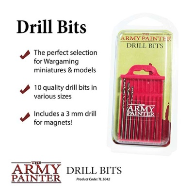 Drill Bits (2019)