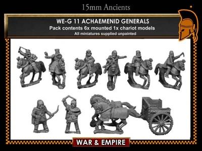 Achaemenid Generals