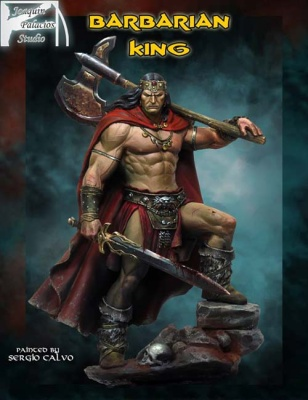 Barbarian King (75mm)