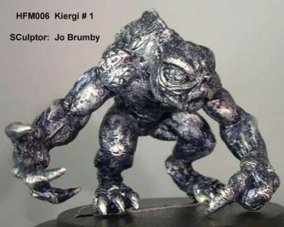 Kiergi brute # 1 OOP