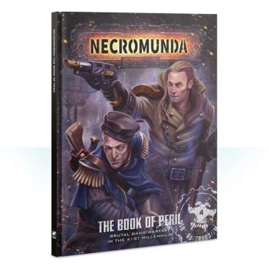 Necromunda: The Book of Peril ENGLISCH