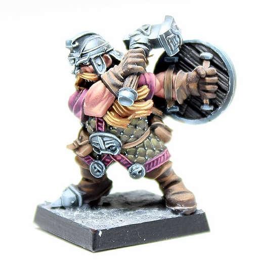 Dwarf Warrior #1