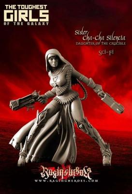 Cha-Cha Silencia, DoC TR (Sisters - SF)