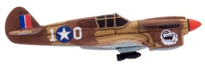 Warhawk / Kittyhawk Flight x3 (1:144) USA / British (1)