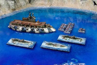 Republique of France Carrier Support Flotilla