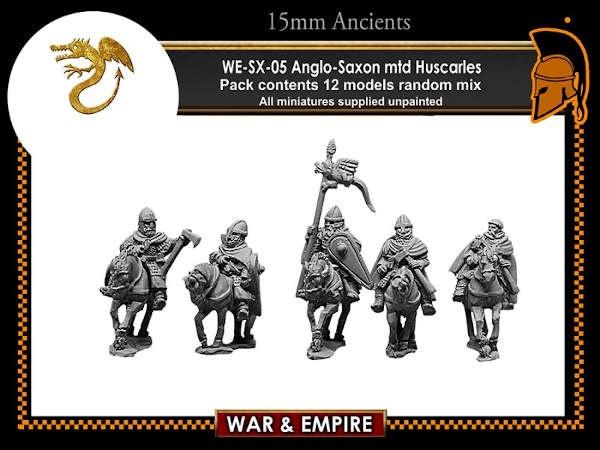 Saxon Mounted Huscarles