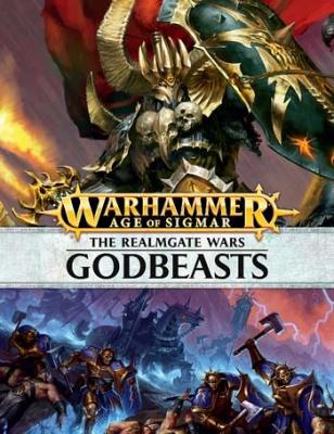 The Realmgate Wars: Godbeasts (Hardcover)