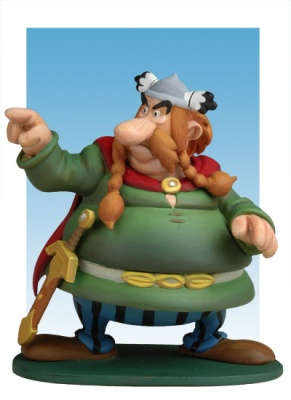 Asterix: Majestix (Abraracourcix)