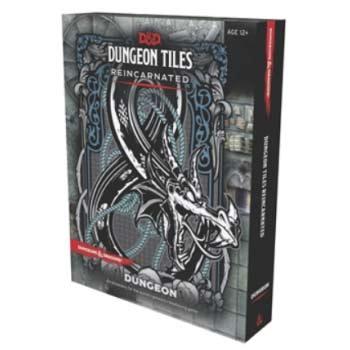 D&D: Dungeon Tiles Reincarnated Dungeon