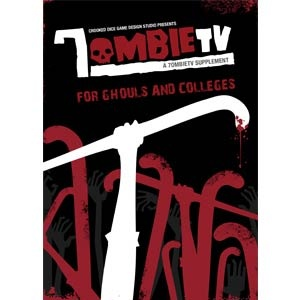 7ombieTV: For Ghouls and Colleges + Cards