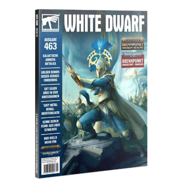 White Dwarf 463 April 2021