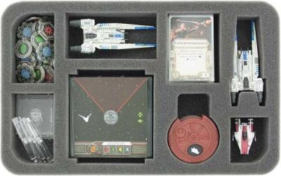 Star Wars X-WING U-Flügler, Raumschiffe und Zubehör