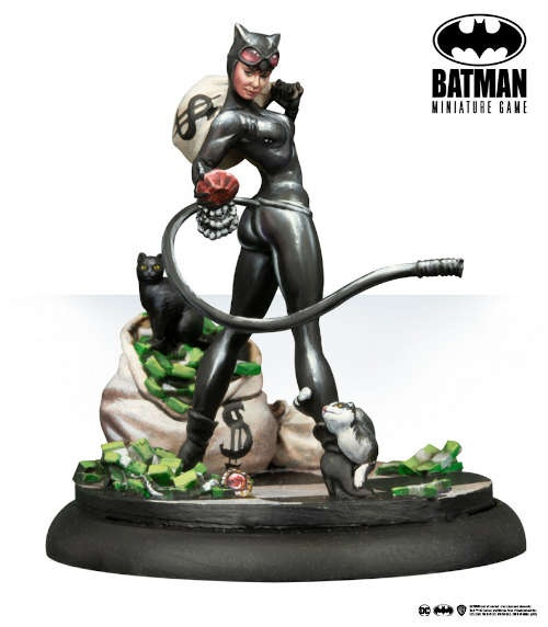 Catwoman (1+3)