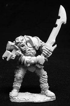 GRAGG, ORC TYRANT