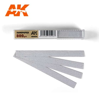 Trocken Schleifpapier (800)