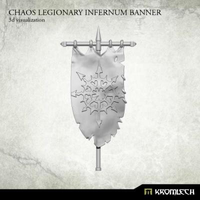 Chaos Legionary Infernum Banner (1)
