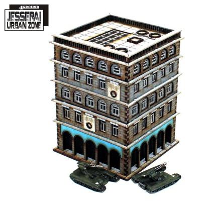 District XXII Hab-Block 6