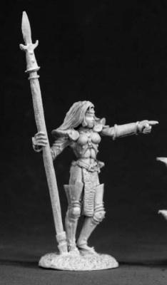 Britta, War Maiden