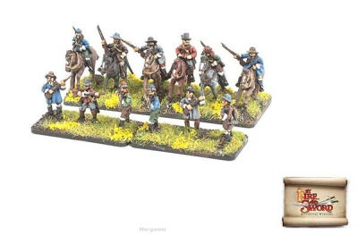 Prussian Dragoons (12)