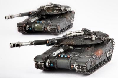 Resistance: Hannibal MBT (2)