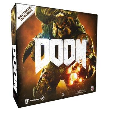 Doom -Das Brettspiel- deutsch