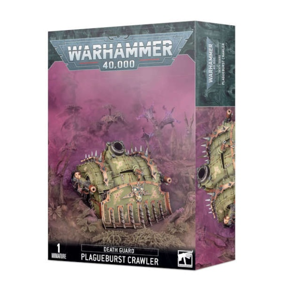Death Guard: Plagueburst Crawler