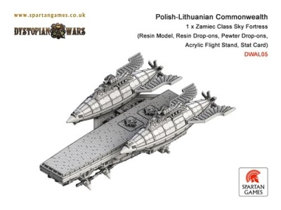 Polish-Lithuanian Commonwealth Sky Fortress (1) (OOP)
