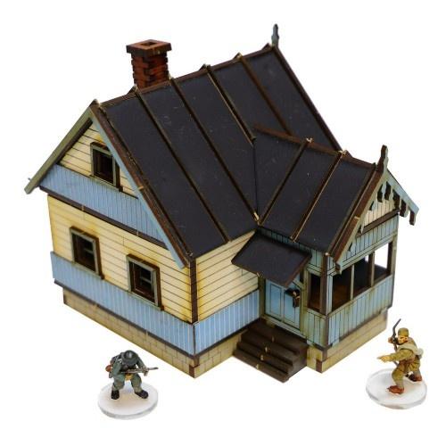 Russian Village - House 1