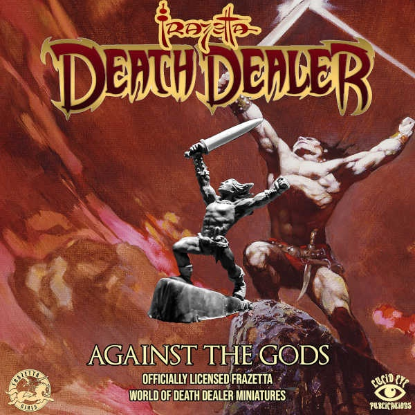 Death Dealer: Against the Gods