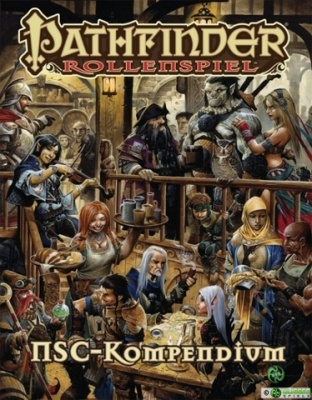 Pathfinder NSC-Kompendium (Taschenbuch)