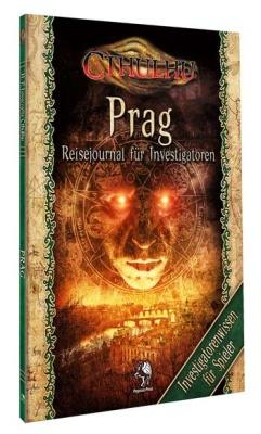 Cthulhu: Prag - Reisejournal für Investigatoren