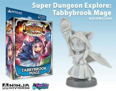 Super Dungeon Explore: Tabbybrook Mage