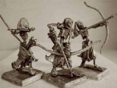 Skelettbogenschützen II